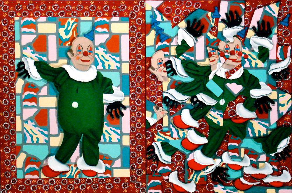 The Clown Diptych