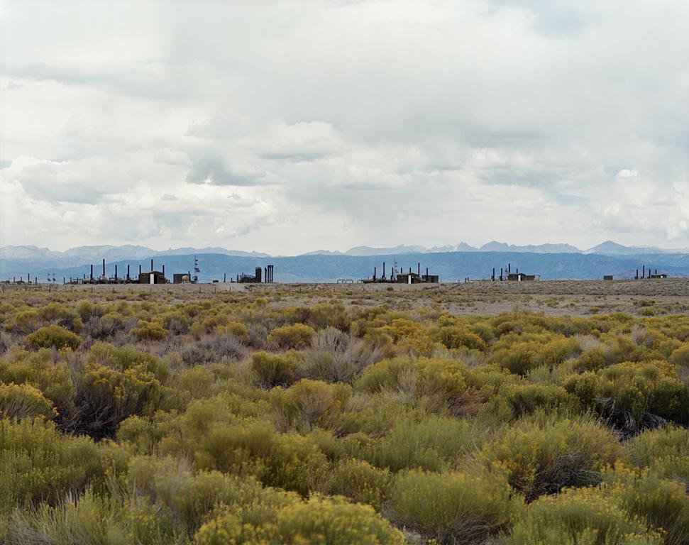 The Mesa, Natural Gas Wells Near the Wind River Range, Wyoming, 2013.jpeg