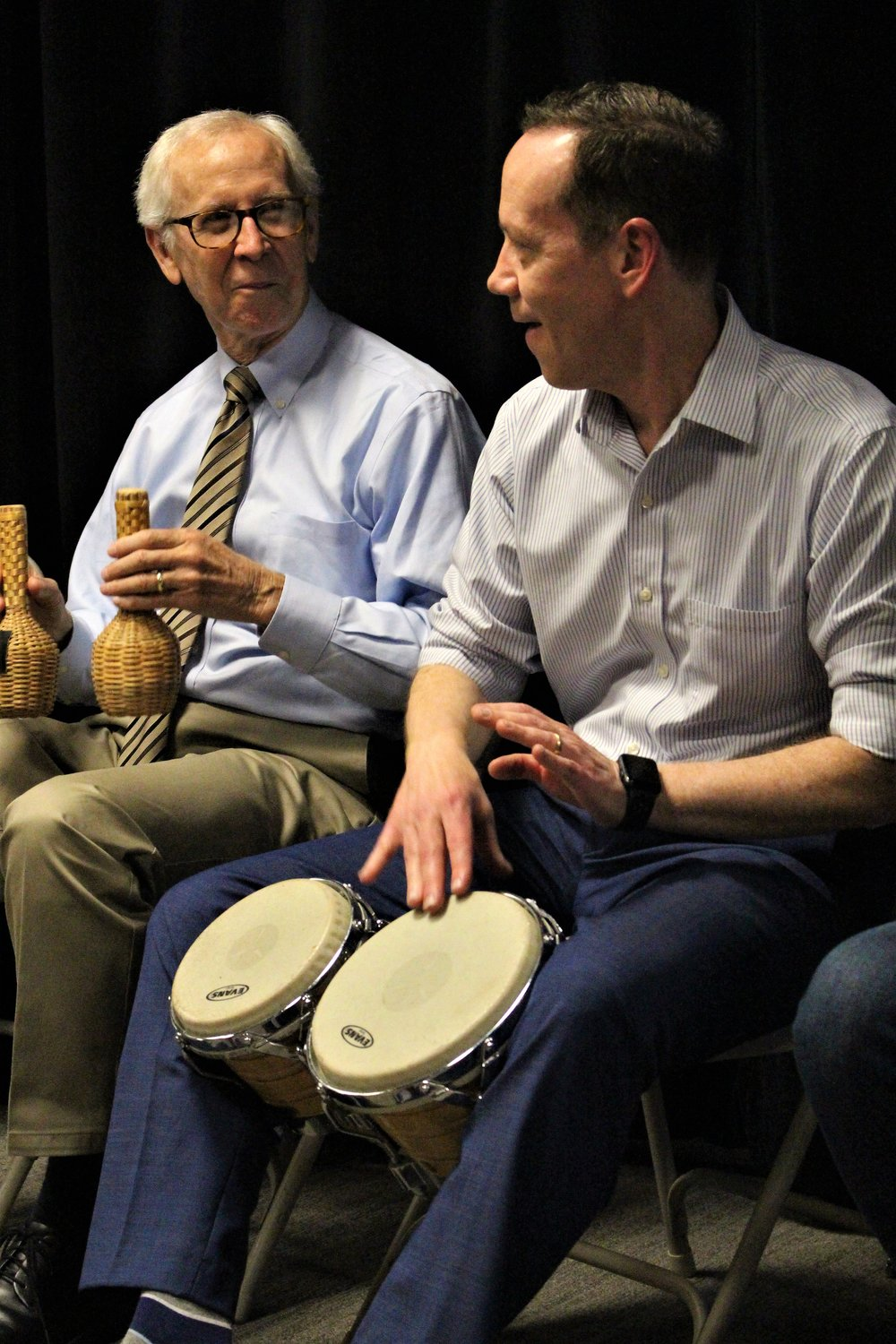 Exploring Percussion Instruments From Around The World with Joe Connell