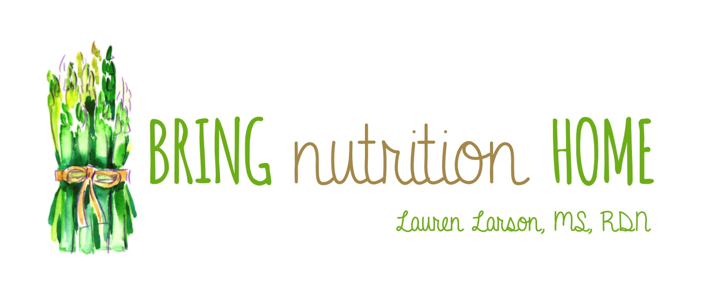Bring Nutrition Home