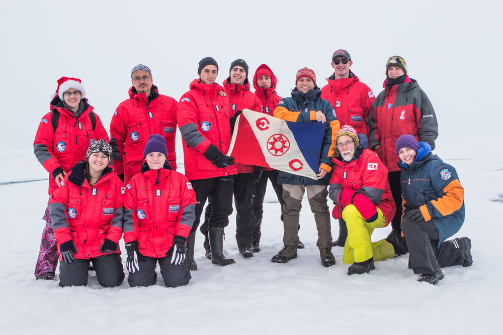 Sea Ice Research Team Cruise 3