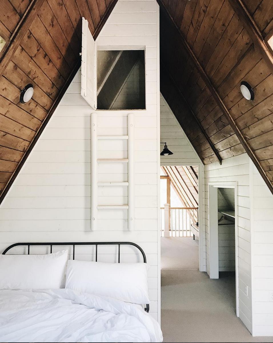 LOFT BEDROOM AFTER