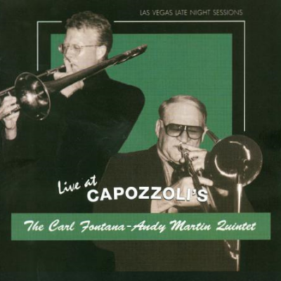 Andy Martin- Live at Capozzoli's