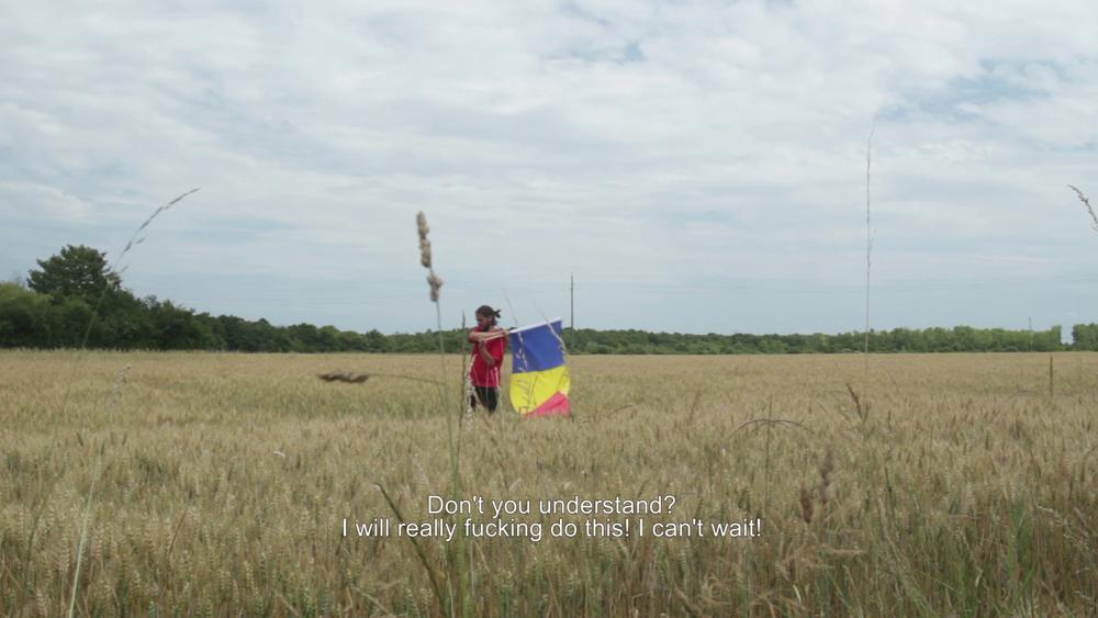 Daniel Nicolae Djamo [RO] - Territorial marking / 2015