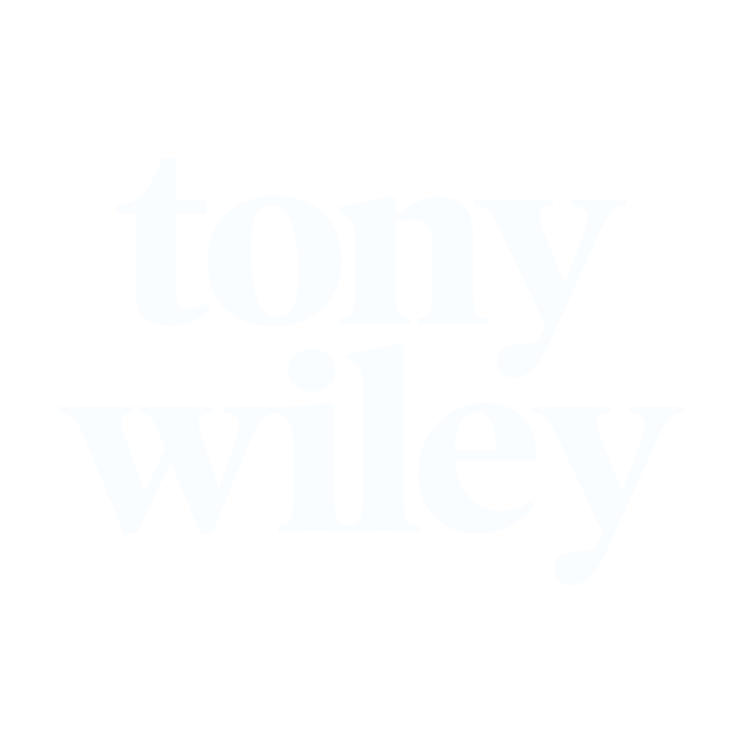 Tony Wiley