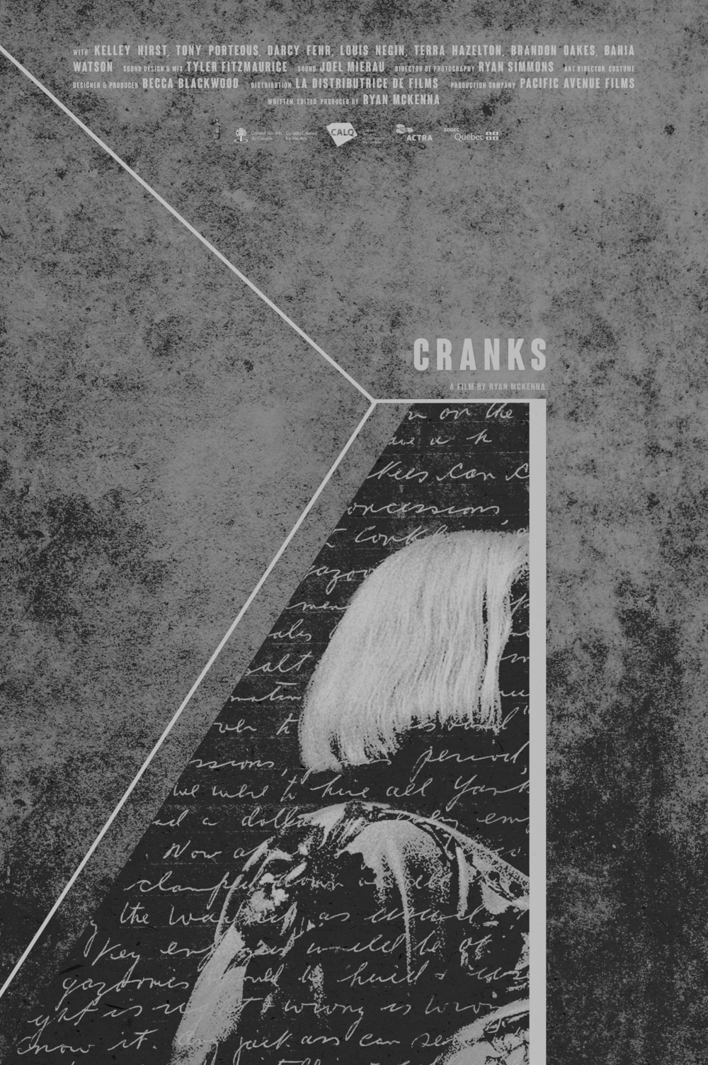 Unofficial Cranks poster
