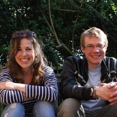 Meet the team - Corrinne Averiss & Chris Randall