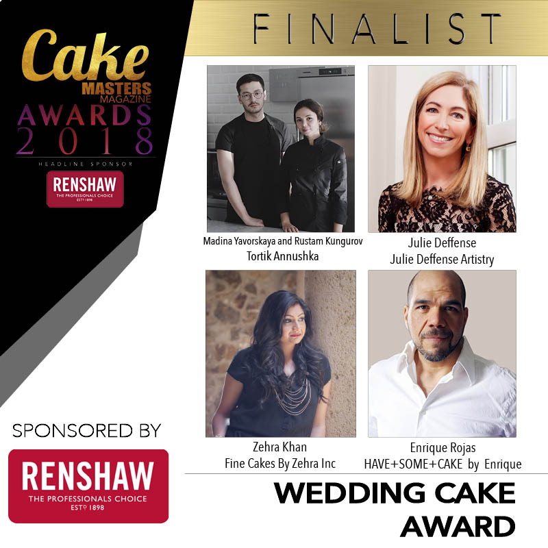 Finalist Grid 2018 WEDDING CAKE AWARD SPONSORED BY RENSHAW 2.jpg