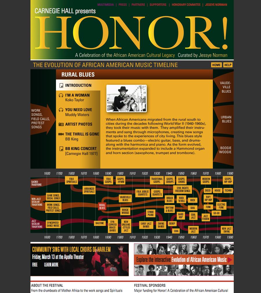 Carnegie Hall Honor!