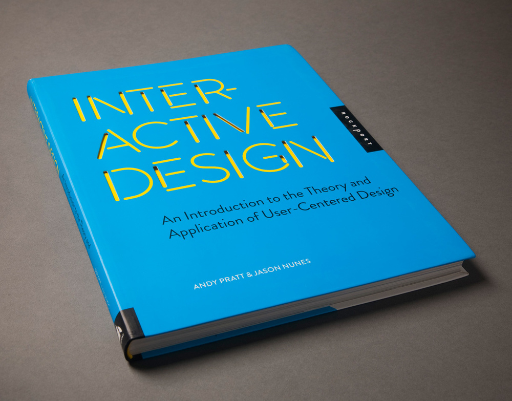 Interactive Design: An Introduction to the Theory and Application of User-centered Design - This innovative, comprehensive book examines the user-centered design process from the perspective of a designer. With rich imagery, Interactive Design introduces the different UX players, outlines the user-centered design process from user research to user testing, and explains through various examples how user-centered design has been successfully integrated into the design process of a variety of design studios worldwide.