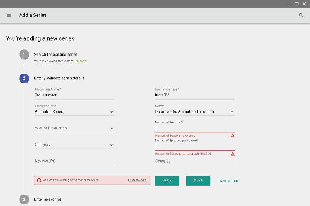 Deliver - Delivered final page designsDelivered a set of short term recommendationsRecommended design frameworks and plugins
