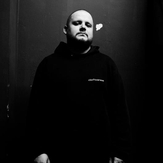 Simon Hawemann.Gitarrist und Mastermind von Nightmarer.