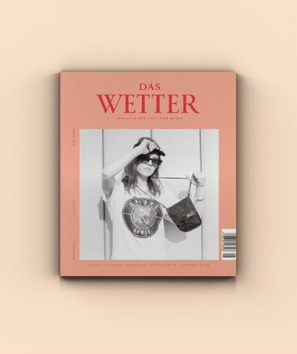 """Die aktuelle, neunte Ausgabe von """"Das Wetter""""."""