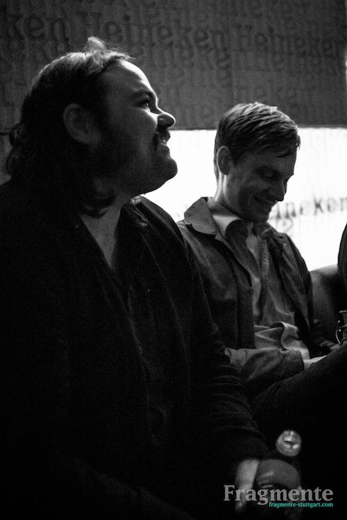 Pogo McCartney und Hendrik Otremba.