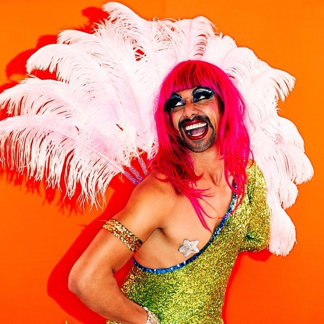 And finally, completing tomorrow's perverted lineup, we have #Shivannah a.k.a. @fezfaanana! One of our all time favourite idiots, trash bag bearded lady and orchestrator/host of world famous boylesquers @briefsfactory! ClubPerverts #Briefs #EastEndCabaret #specialguests #londonwonderground #fringefamily #tourlife #spiegeltent #london #dangerwank #standup #drag #queen #dance #burlesque #yesss