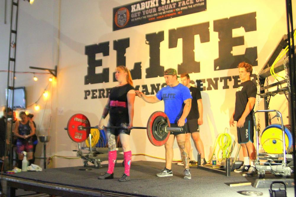 APA Fall Classic Deadlift Mara