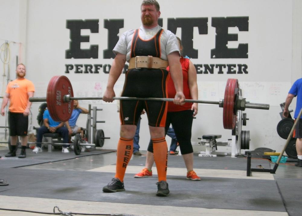 APF Summer Strength Deadlift Karl