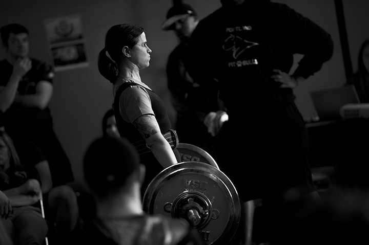 USAPL OR. St. Champs. Deadlift Christy