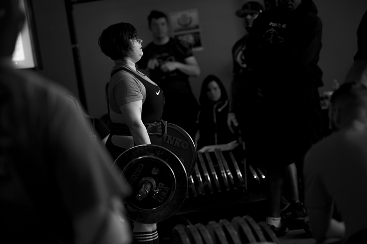 USAPL OR. St. Champs. Deadlift Arlene