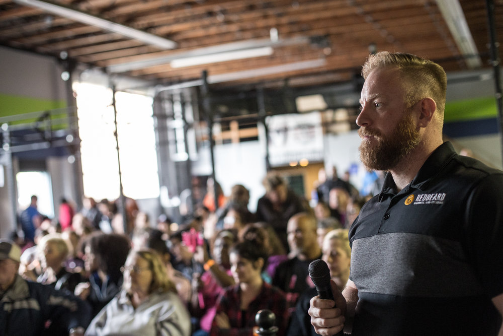 A vision for the future! - Tim sees big things for USA Powerlifting in Oregon, and wants to make them a reality. It won't happen with one person, but with Tim's leadership Oregon can rise up!