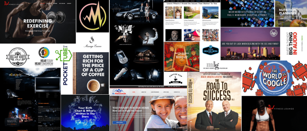 Brandon Mushlin Creative | Top Creative Strategist Portfolio | Sample Of Design Work