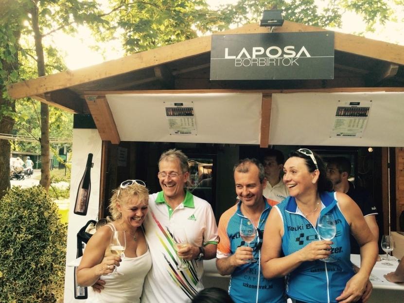 Tokaj Budapest Wine Cycling
