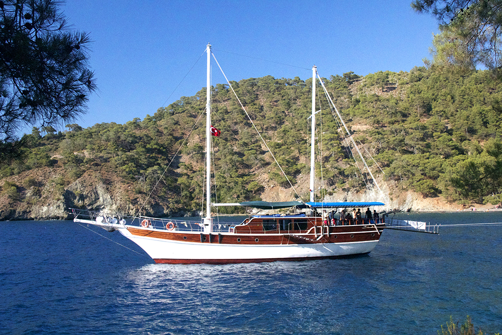 Sail Turkey long weekend