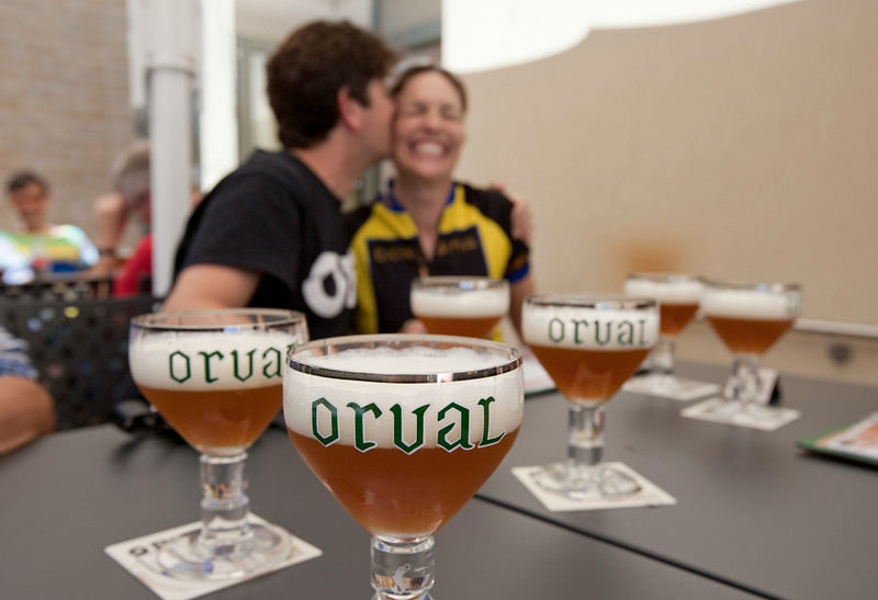Beercycling - Cycle between Pint A and Pint B on a Beercycling experience in Belgium and The Netherlands! Choose from a 4 to 10 day tour & meet the brewers!