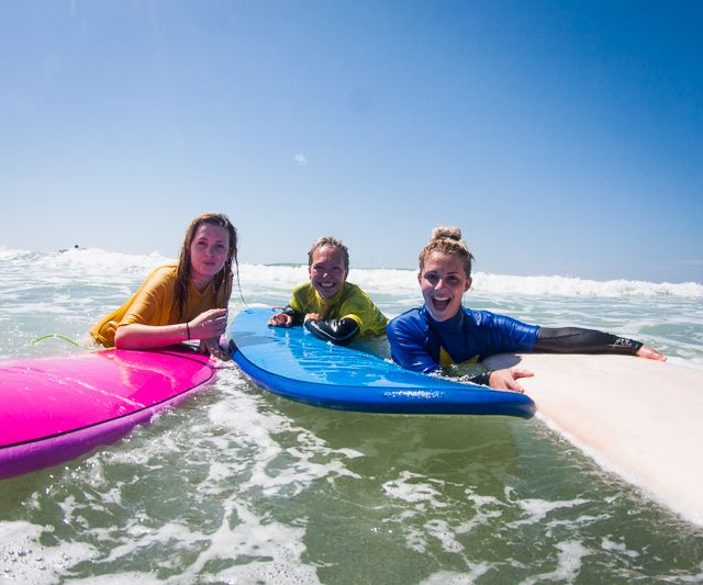 Surf Camp in the Bay of Biscay - Experience the original and famous surf camp in Moliets, right in the heart of the Bay of Biscay where European surfing originated