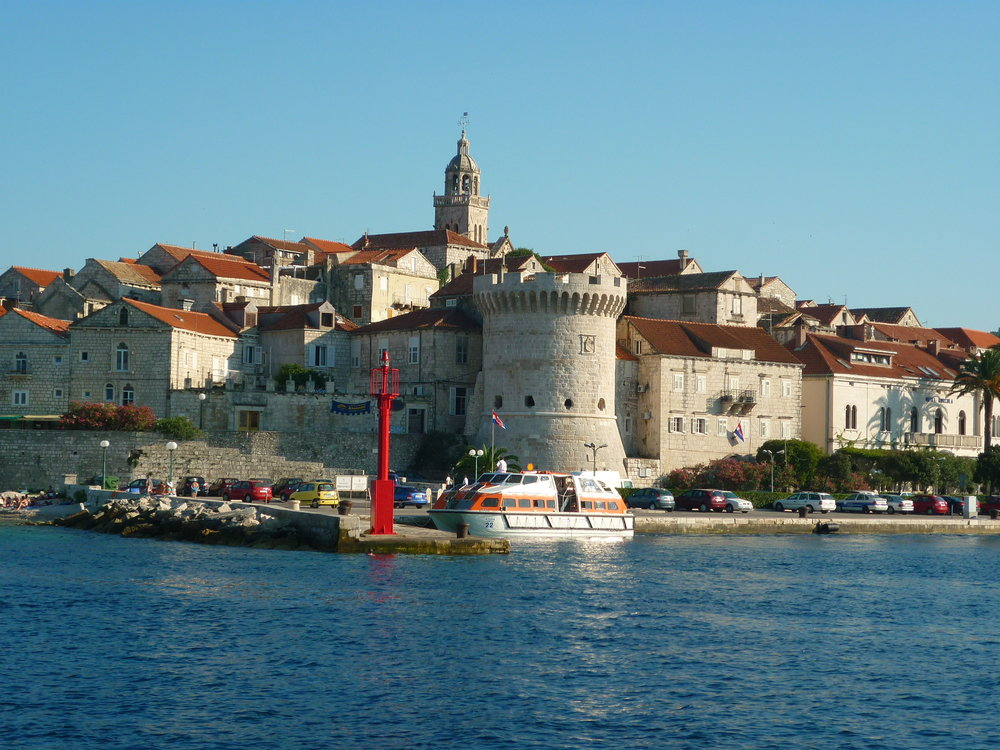 Day 6 - Enjoy an easy 'rest' day on Korčula island where you will ride the Vela Luka to Korčula town.Distance: 80km Elevation: 862m