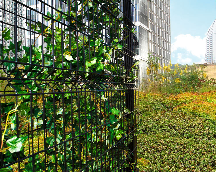 Omega II Fence Systems Eco