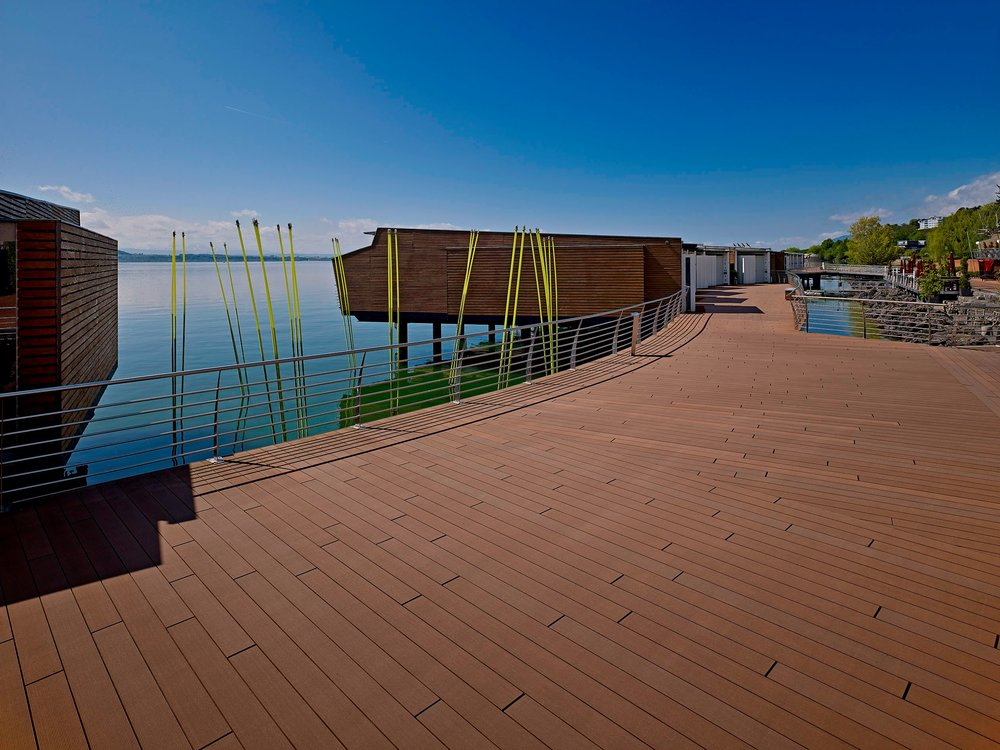 WPC Decking - Geolam