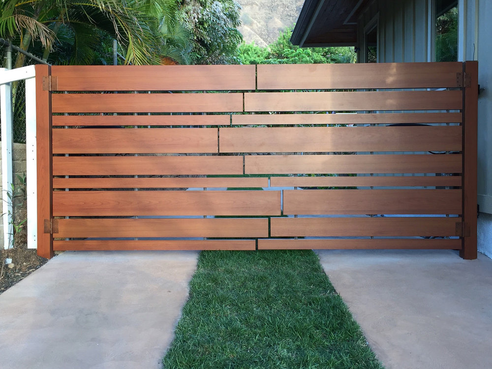 Residential Fence by Knotwood