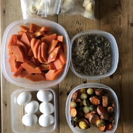 Meal Prep Like A Boss - Take 1-3 hours per week to make your life easier.