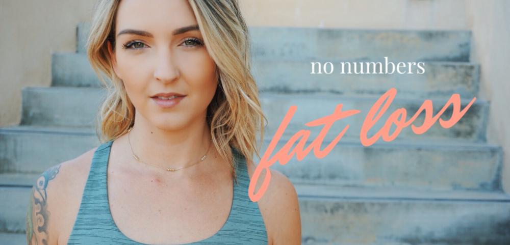 No macros fat loss