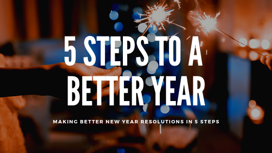 5 steps to a better year.