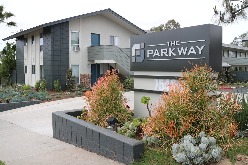 THE PARKWAY -