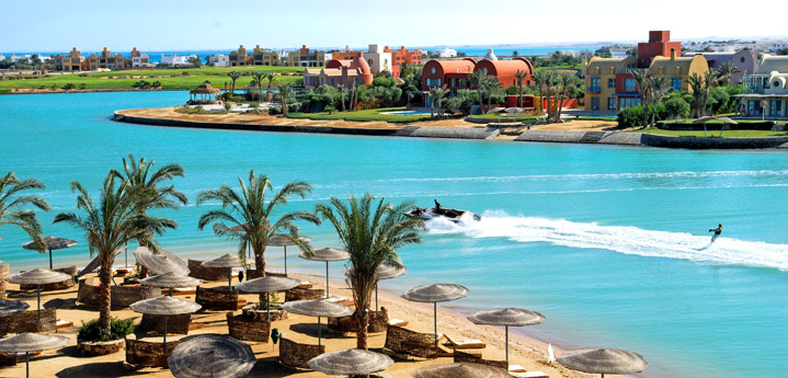 El Gouna travel review kitesurf