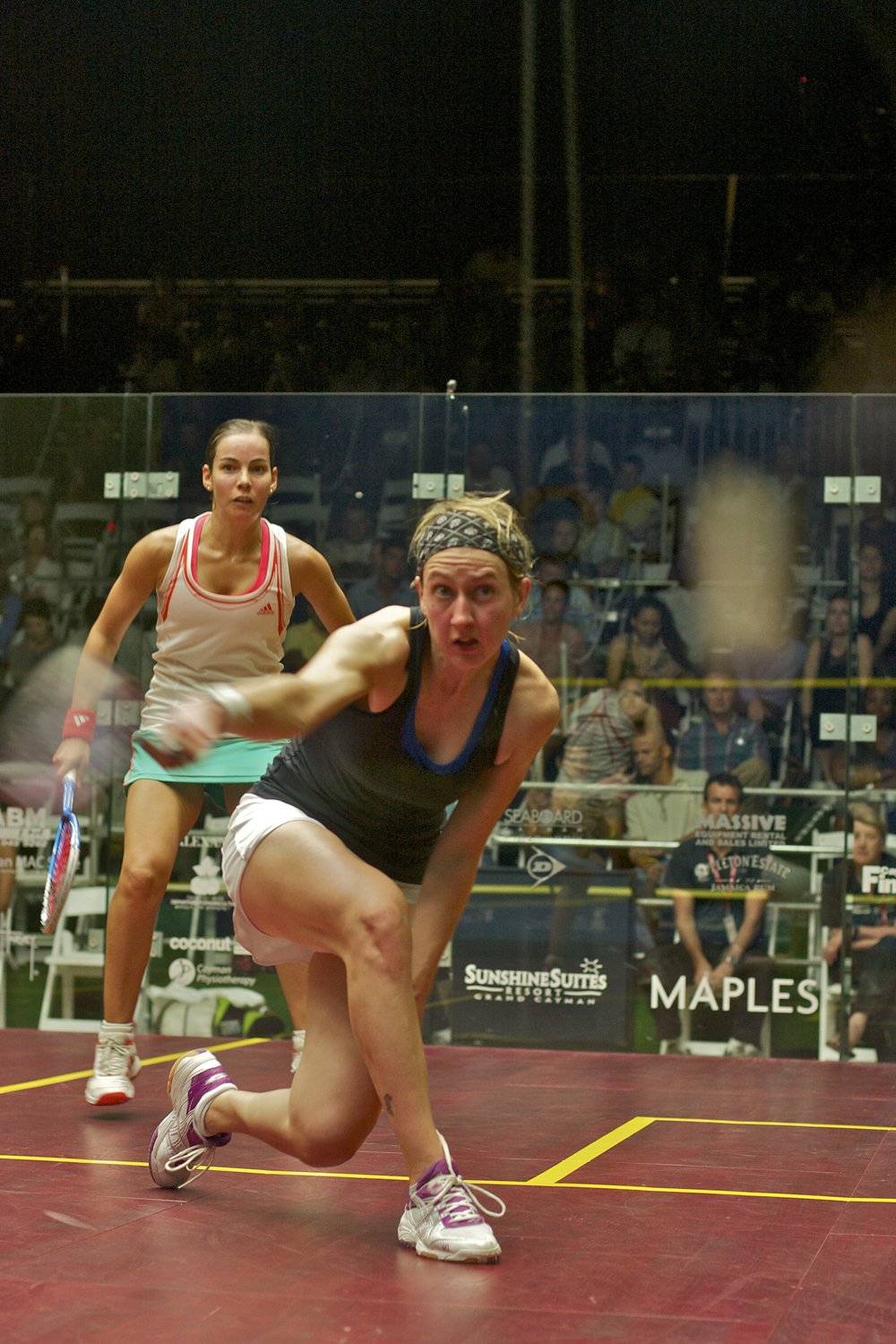 Womens World Open Squash