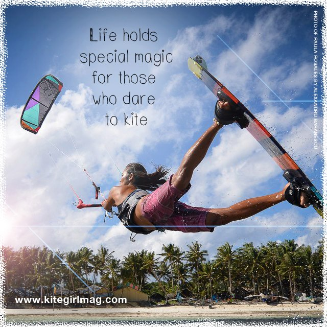 Kite magic