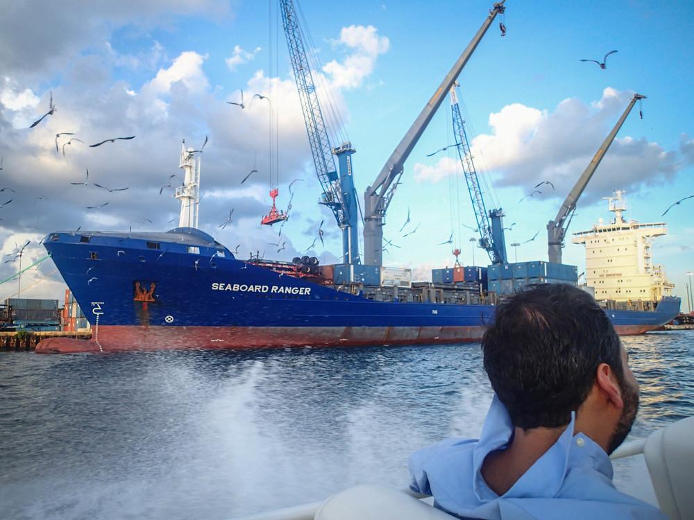 Thriller Miami port