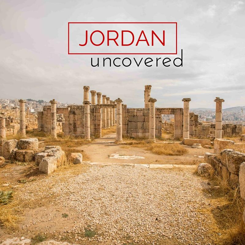 Jordan uncovered