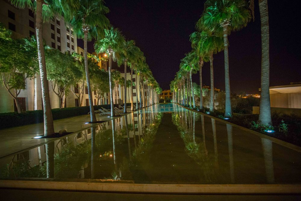 Kempinski dead sea night