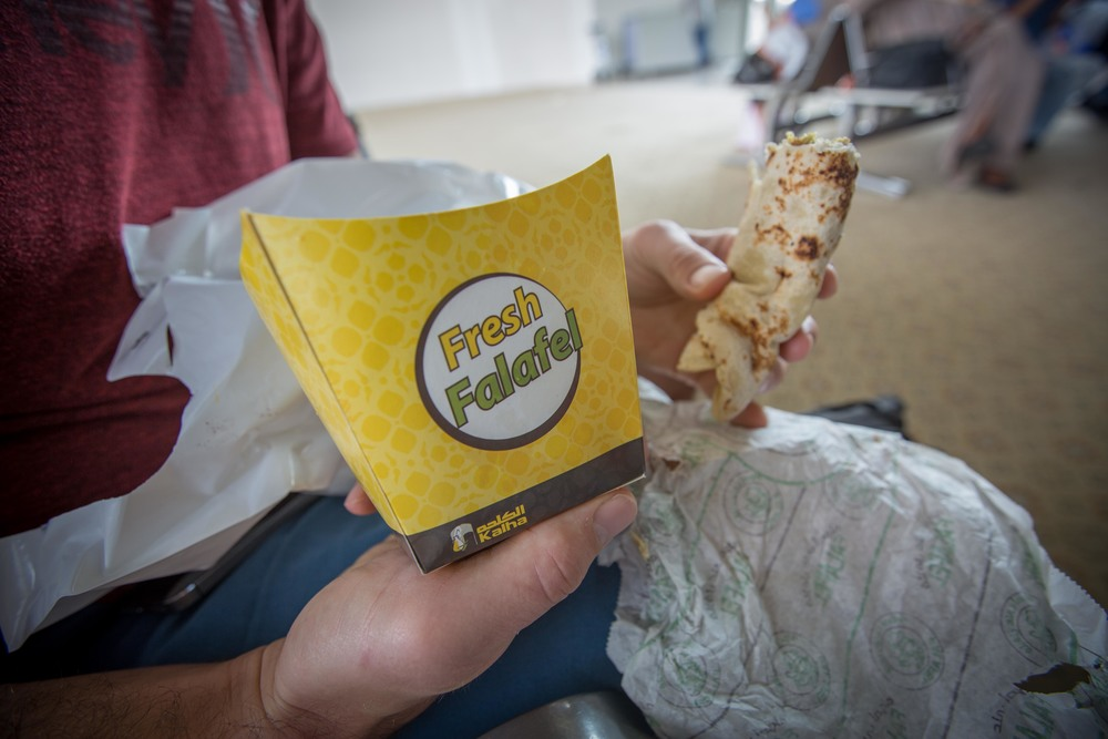falafel jordan