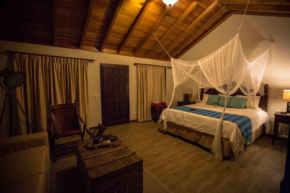 Jungle Lodge Tikal