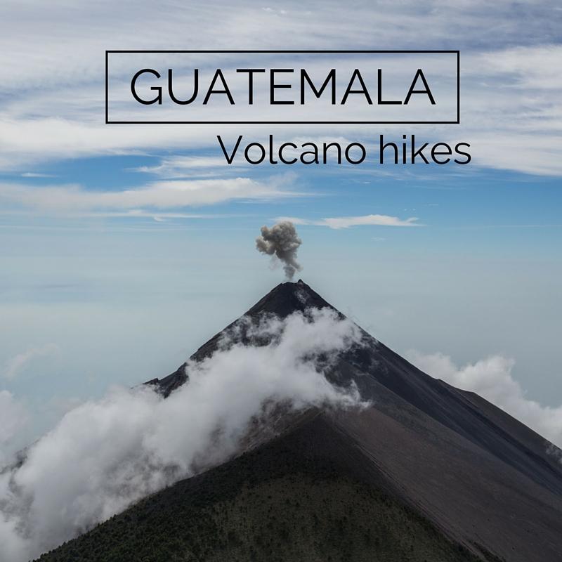 Acetenango Volcano