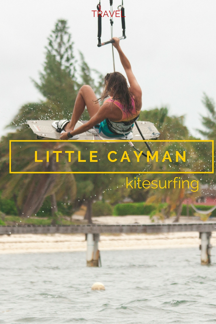 little cayman kiteboarding