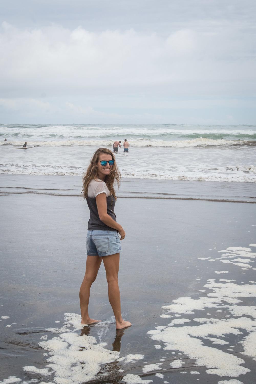 Pena beach Auckland