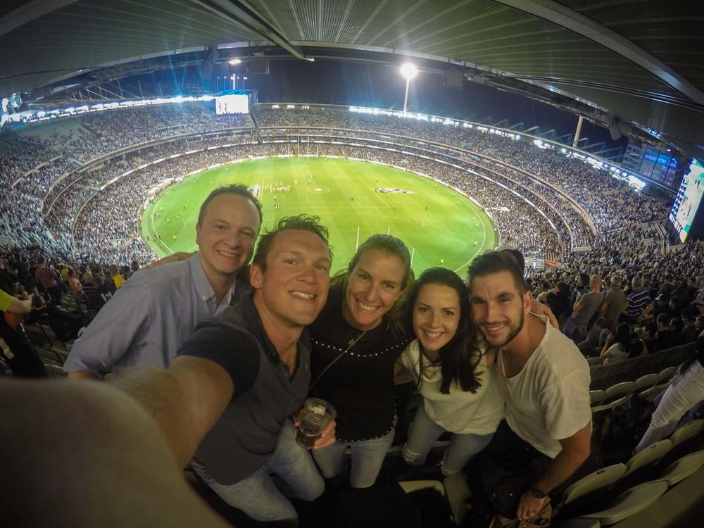 AFL MCG melbourne