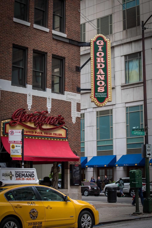 Giordano's Chicago